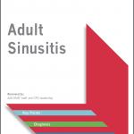 Adult Sinusitis Guidelines