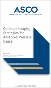 Optimum Imaging Strategies for Advanced Prostate Cancer GUIDELINES Pocket Guide
