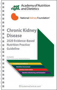 Chronic Kidney Disease GUIDELINES Pocket Guide